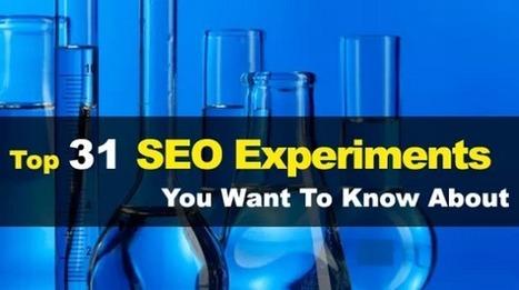 31 SEO-эксперимент, о которых стоит узнать (1 часть) | Блог SeoPult | SEO, SMM | Scoop.it
