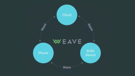 Google Announces Brillo and Weave to Control Your Smart Home   News we like   Scoop.it