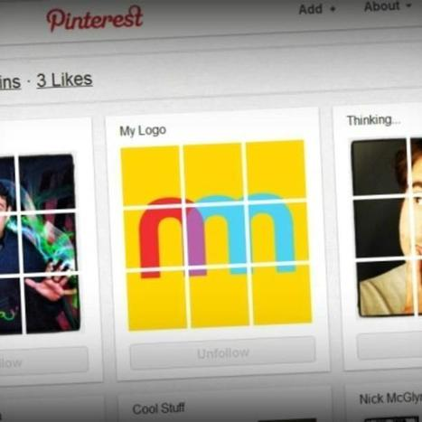 Trick Out Your Pinterest Boards With This Simple Hack | Pinterest for Business | Scoop.it