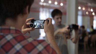 """Photographier pour la réalité virtuelle ? Bientôt à portée d'iPhone avec le """"Shot""""   Bouche à Oreille   Scoop.it"""