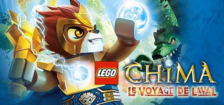 LEGO Legends of Chima : Le Voyage de Laval - JeuxVideo.com | test | Scoop.it