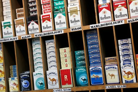 NYC Proposes New Minimum Age for Cigarette Sales | Shoulda, Coulda Explored This | Scoop.it