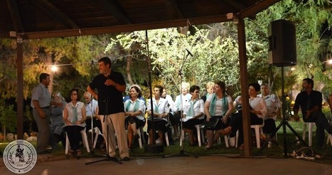 aliartaios: Ενθουσίασε με Κουγιουμτζή και Λοϊζο η Χορωδία του Αγ. Θωμά BINTEO | Agios Thomas Tanagras | Scoop.it