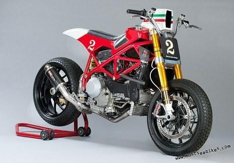 F1 Tracker by Marcus Moto Design | Ducati & Italian Bikes | Scoop.it