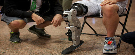 3D Printing Allows Advancement in Bionic Legs | Tech | Scoop.it