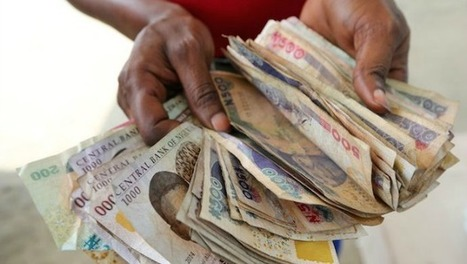 Nigerian Naira Slides To New Low As Cash Crunch Bites@Offshore stockbrokers | Africa : Commodity Bridgehead to Asia | Scoop.it