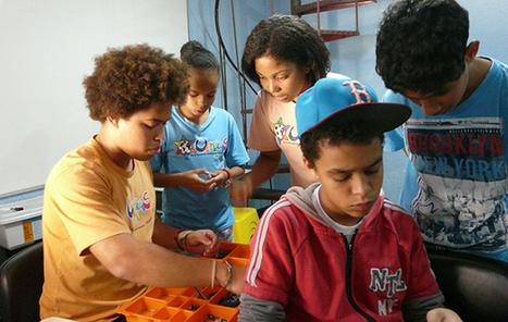 Des ordis (et des profs) pour transformer les favelas   Association solidaire, aide alimentaire , aide aux personnes en difficulté   Scoop.it