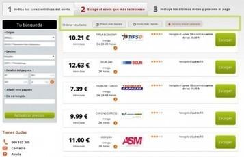 Opiniones sobre las agencias de transporte | Infoenvía | agencias de transporte | Scoop.it