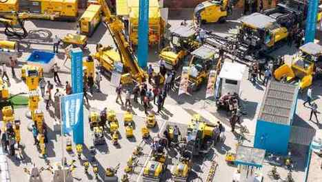 Bauma 2016 : les inscriptions sont ouvertes | Engins de chantier et grues | Scoop.it