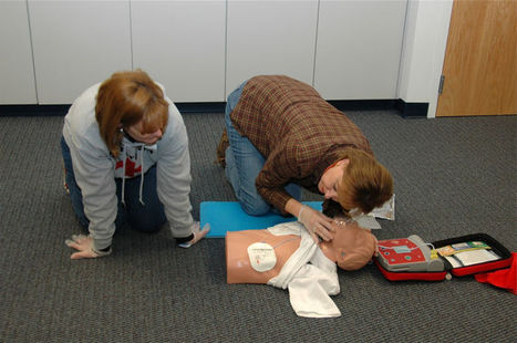 If someone needed CPR or AED, would you know what to do? - WWSB ABC 7 | CPR, BLS, ACLS Instruction | Scoop.it
