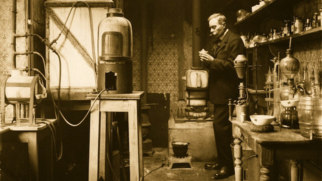 Incredible Pictures of Early Science Labs - io9   ICT in Maths and Science Teaching   Scoop.it