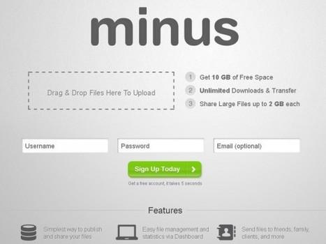 Remplacer Dropbox : 5 sites équivalents (voire meilleurs) | Fourre tout Numerik | Scoop.it