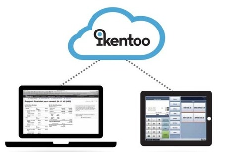 iKentoo : une caisse enregistreuse connectée à base d'iPad et d'iPhone | Tablettes tactiles et usage professionnel | Scoop.it