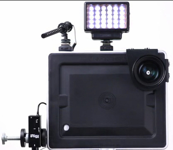 Padcaster Mini turns iPad Minis into videography studios - GadgeTell | Video Tech Toys | Scoop.it