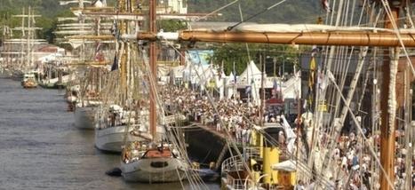 L'Armada en pratique : dix jours très spéciaux - Tendance Ouest   Armada de Rouen 2013   Scoop.it