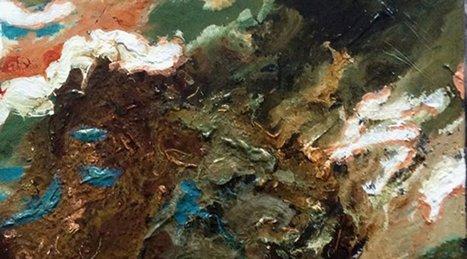 Amélie Perron - Painting - Manhattan Arts International | Art World News with NYC Focus | Scoop.it