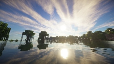 Minecraft Looks Better Than Ever - Kotaku | Minecraft Modded Version | Scoop.it