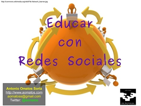 Educar con redes sociales - | Mi clase en red | Scoop.it
