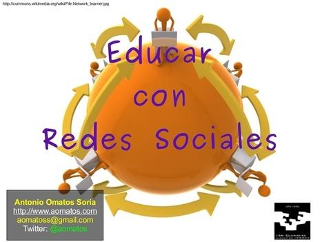 Educar con redes sociales - | Mi clase en red | Scoop.it