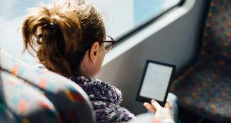 La SNCF ouvre une bibliothèque numérique de 100.000 ouvrages | Qualité Accueil Tourisme | Scoop.it