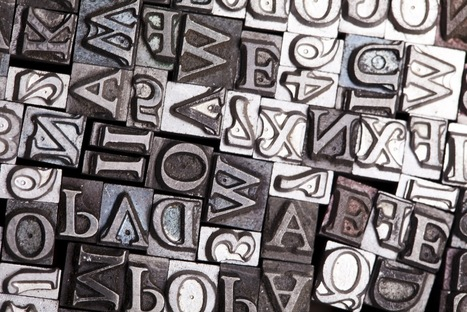 25 of the best typefaces from July 2014 | B2B Blog Tips, B2B Telemarketing, B2B Lead Generation Campaigns | Scoop.it