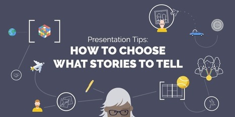 Presentation Tips: How to Choose Which Stories To Tell | Tele-Health and Tele-therapy Start-ups | Scoop.it