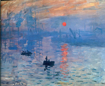 How Did the Impressionist Movement Develop? | Cris Val's Favorite Art Topics | Scoop.it
