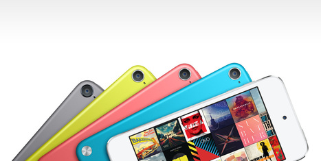 Apple's 16GB iPod Touch now comes with iSight camera, launched for Rs 16,900 - Shimla Blogger | Entertainment | Scoop.it