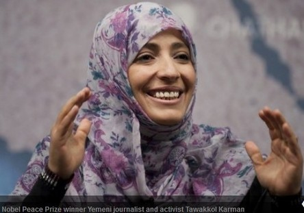 A woman's touch in the Arab Spring | Égypt-actus | Scoop.it