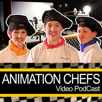 Animation Chefs - teaching youngsters to make movies | luwalaga | Scoop.it