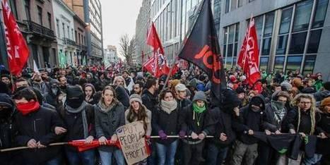 BRUXELLES: 10.000 manifestants dans les rues jeudi | Comprendre la menace | Scoop.it