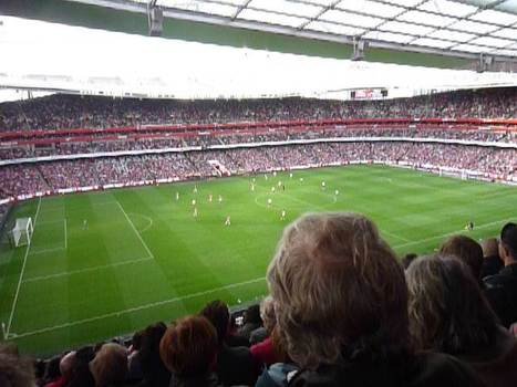 Futis peli Lontoossa | Minä&urheiluhullu | Scoop.it