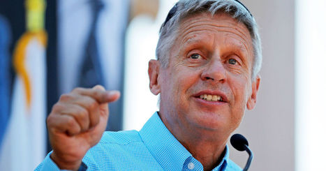 Gary Johnson Vows to Get Tough on East Korea - The New Yorker | Mrs. Watson's Class | Scoop.it