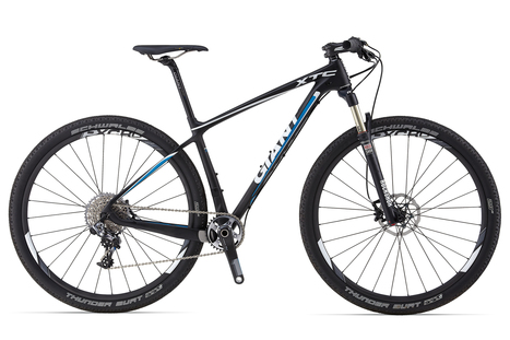 GIANT XTC ADVANCED SL 29ER 0 - MOUNTAIN BIKE 2014 | Zilla Bike Store | Scoop.it