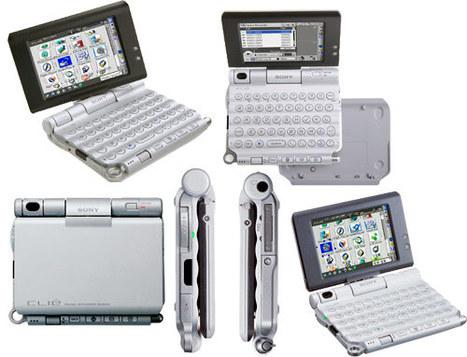Sony CLIÉ PEG-UX50 | Personal Digital Assistant of our Childhood | Scoop.it