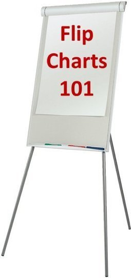 Flip Charts 101: Basic Tips to Use This Lonely Versatile Tool | Academis - Make Training more Fun | Scoop.it