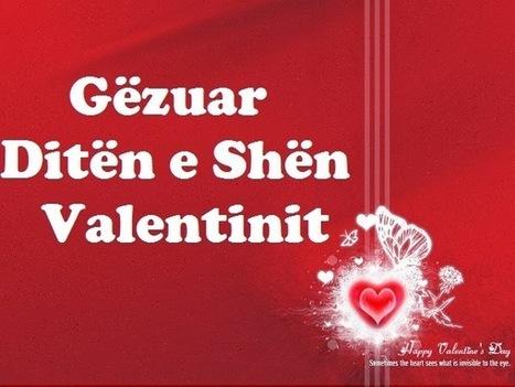 Happy Valentines Day Greetings In Albanian | Techfabia | Scoop.it