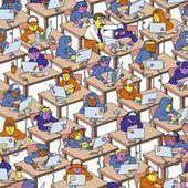A l'école des hackers - Le Monde   Exile digital is it (still) possible?   Scoop.it