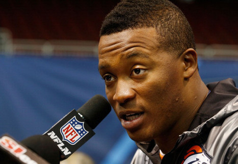 Demaryius Thomas' Mom, Grandma Have To Root FromPrison - CBS Denver | Law | Scoop.it