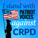 Protest PETITION The United Nations Convention on the Rights of Persons with Disabilities (CRPD) threatens U.S. sovereignty and parental rights