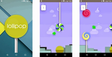 Info Magazine: Le Easter Egg d'Android 5.0 (Lollipop) est un clone de Flappy Bird [vidéo] | JOIN SCOOP.IT AND FOLLOW ME ON SCOOP.IT | Scoop.it