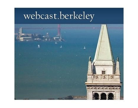 Webcasting Open Courses: A Brief (Berkeley) History | EDEN conference 2015 | Scoop.it