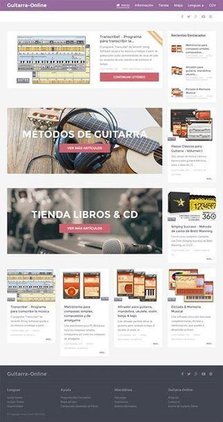 [ES] Programas y métodos gratuitos con Facebook, Twitter o Google+ | Métodos y Programas para aprender a tocar la Guitarra y la Música | Scoop.it