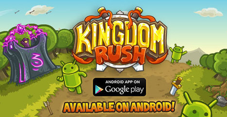 Kingdom Rush 2.2 apk +data [Mod Money] | school | Scoop.it