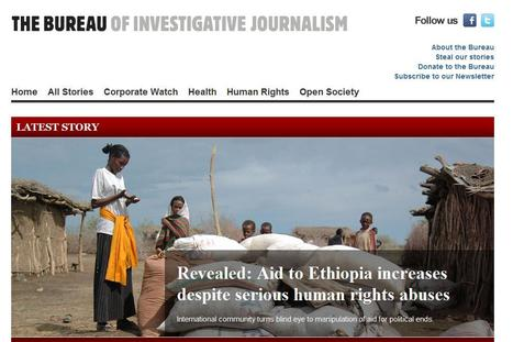 The Bureau of Investigative Journalism | Top sites for journalists | Scoop.it