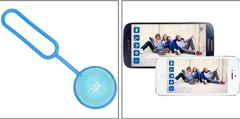 [Test] Télécommande Shutter Ball Objets Connectés - CooliGadget   Objets connectés   Scoop.it