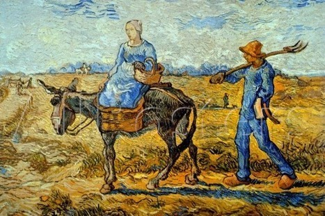 Vincent van Gogh & the Importance of Doing | Leadership, Innovation, and Creativity | Scoop.it