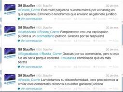 El caso Gil Stauffer: cómo tu soberbia se convierte en tu pesadilla por Twitter   Errores en Social Media   Scoop.it