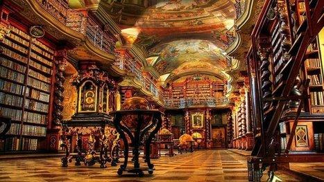 Bibliothèques | Incroyables terriens | Scoop.it