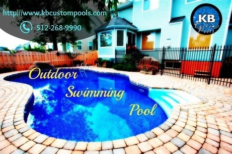 Beautiful Outdoor Swimming Pools And Spas | Swimming Pool | Scoop.it